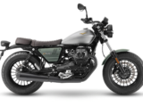 Moto Guzzi V9 Bobber Centenario 2021 (4)