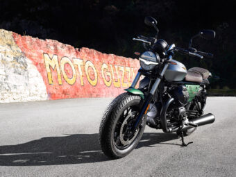 Moto Guzzi V9 Bobber Centenario 2021 (64)