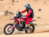 Nacho Cornejo Dakar 2021