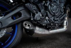 Yamaha MT 07 20214