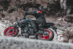 Yamaha MT 07 2021 Prueba 1 10
