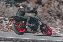 Yamaha MT 07 2021 Prueba 1 13