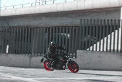 Yamaha MT 07 2021 Prueba 1 20
