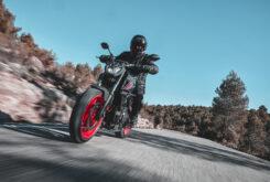 Yamaha MT 07 2021 Prueba 3384