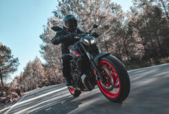 Yamaha MT 07 2021 Prueba 3465