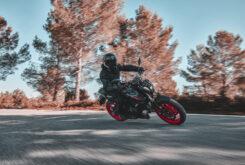 Yamaha MT 07 2021 Prueba 3539