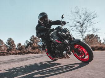 Yamaha MT 07 2021 Prueba 3579 3