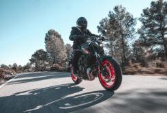 Yamaha MT 07 2021 Prueba 3611