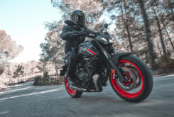 Yamaha MT 07 2021 Prueba 3635