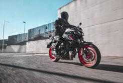 Yamaha MT 07 2021 Prueba 4544