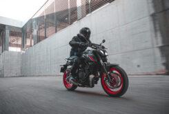 Yamaha MT 07 2021 Prueba 4560