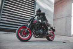 Yamaha MT 07 2021 Prueba 4623