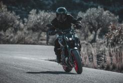 Yamaha MT 07 2021 Prueba 6737