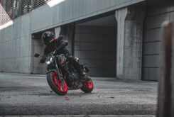 Yamaha MT 07 2021 Prueba 8352