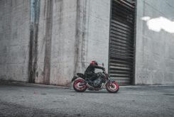 Yamaha MT 07 2021 Prueba 8412