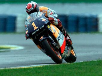 Alex Criville 500cc 2000