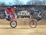 Galfer stoppie challenge (2)
