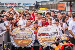 Honda MotoGP renovacion