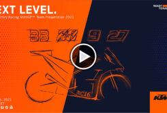 KTM presentaciones MotoGP 2021