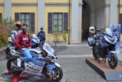 MV Agusta Turismo Veloce Lusso SCS policia italiana (4)