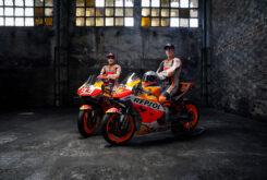 Marc Marquez Pol Espargaro Repsol Honda MotoGP 2021