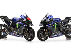 Monster Energy Yamaha MotoGP 2021 Yamaha YZR M1 Maverick Vinales Fabio Quartararo (20)