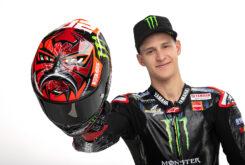 Monster Energy Yamaha MotoGP 2021 Yamaha YZR M1 Maverick Vinales Fabio Quartararo (45)