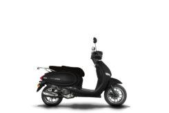 Morton Motorcycle  IDEO 50 BLACK