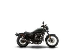 Morton Motorcycle REVOLVER BLACK