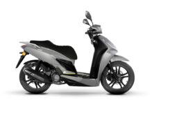 Morton Motorcycle VENTURA GREY