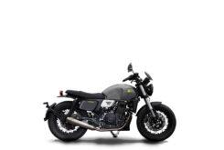 Morton Motorcycle WARRIOR GREY