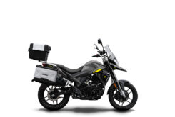 Morton Motorcycle X NORD TOURING GREY