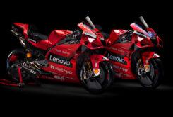 Presentación Ducati MotoGP 2021 Desmosedici GP10