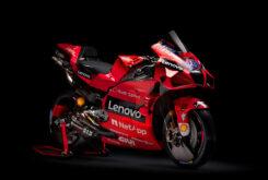 Presentación Ducati MotoGP 2021 Desmosedici GP11