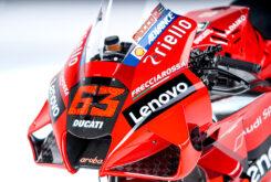 Presentación Ducati MotoGP 2021 Desmosedici GP13