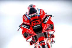 Presentación Ducati MotoGP 2021 Desmosedici GP14