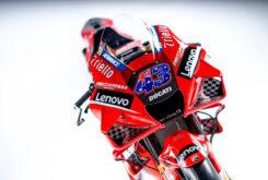 Presentación Ducati MotoGP 2021 Desmosedici GP15