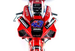 Presentación Ducati MotoGP 2021 Desmosedici GP16
