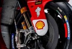 Presentación Ducati MotoGP 2021 Desmosedici GP18