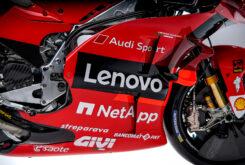 Presentación Ducati MotoGP 2021 Desmosedici GP19