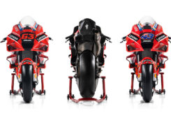 Presentación Ducati MotoGP 2021 Desmosedici GP2