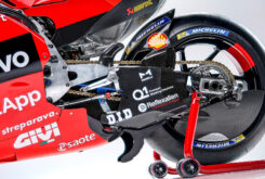 Presentación Ducati MotoGP 2021 Desmosedici GP20
