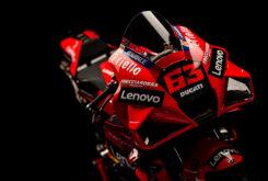 Presentación Ducati MotoGP 2021 Desmosedici GP22