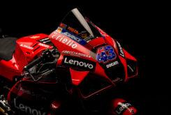 Presentación Ducati MotoGP 2021 Desmosedici GP23