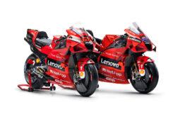 Presentación Ducati MotoGP 2021 Desmosedici GP3