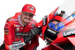 Presentación Ducati MotoGP 2021 Desmosedici GP32