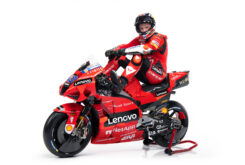 Presentación Ducati MotoGP 2021 Desmosedici GP33