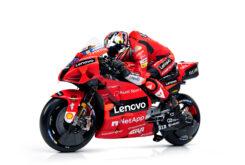 Presentación Ducati MotoGP 2021 Desmosedici GP34