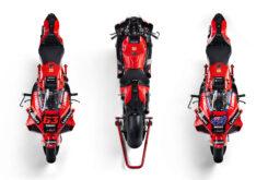 Presentación Ducati MotoGP 2021 Desmosedici GP4
