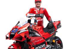Presentación Ducati MotoGP 2021 Desmosedici GP44